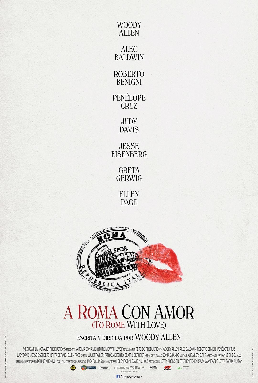 a_roma_con_amor_poster