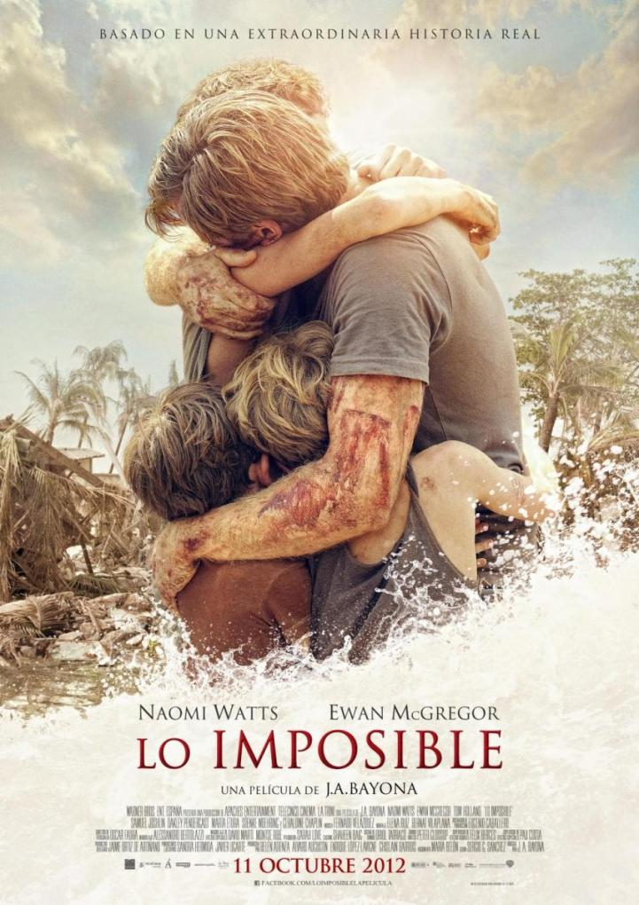 Loimposible.poster