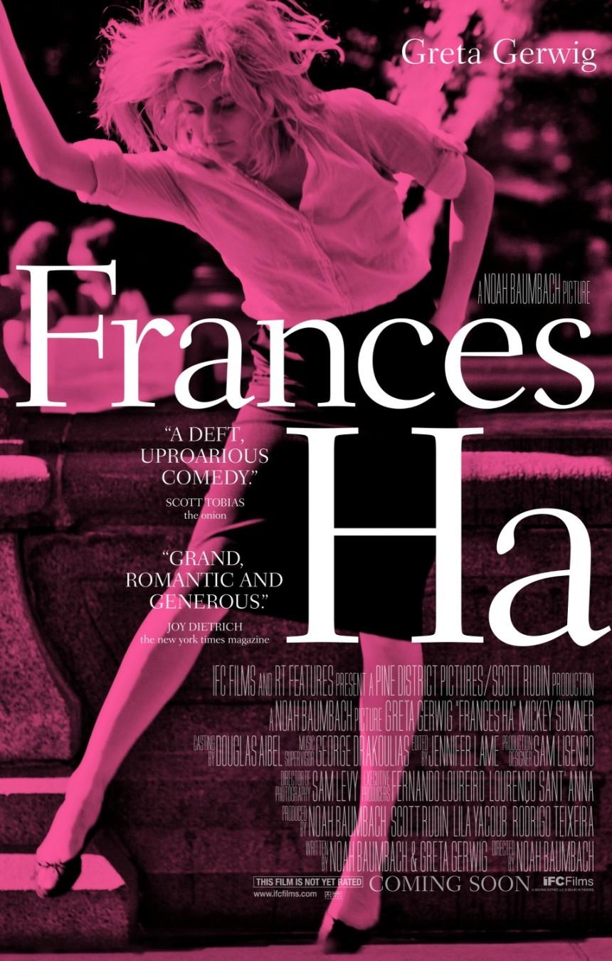FrancesHaPoster