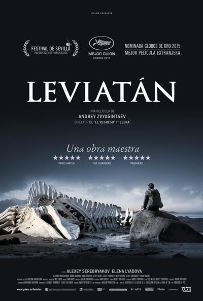 leviatán poster