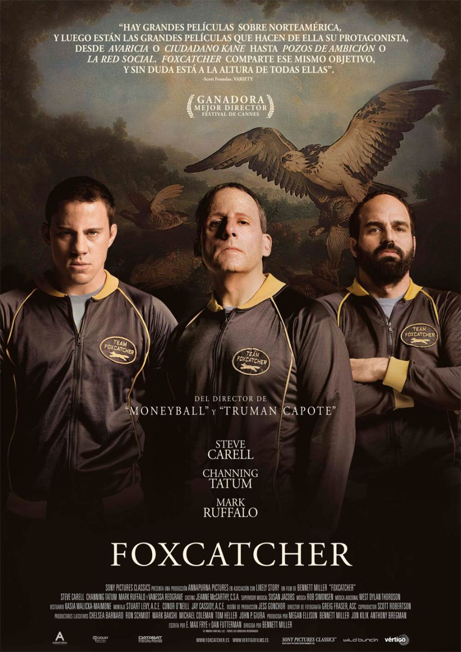 Foxcatcher-cartel