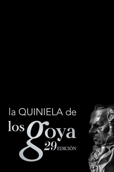 Quiniela Goya