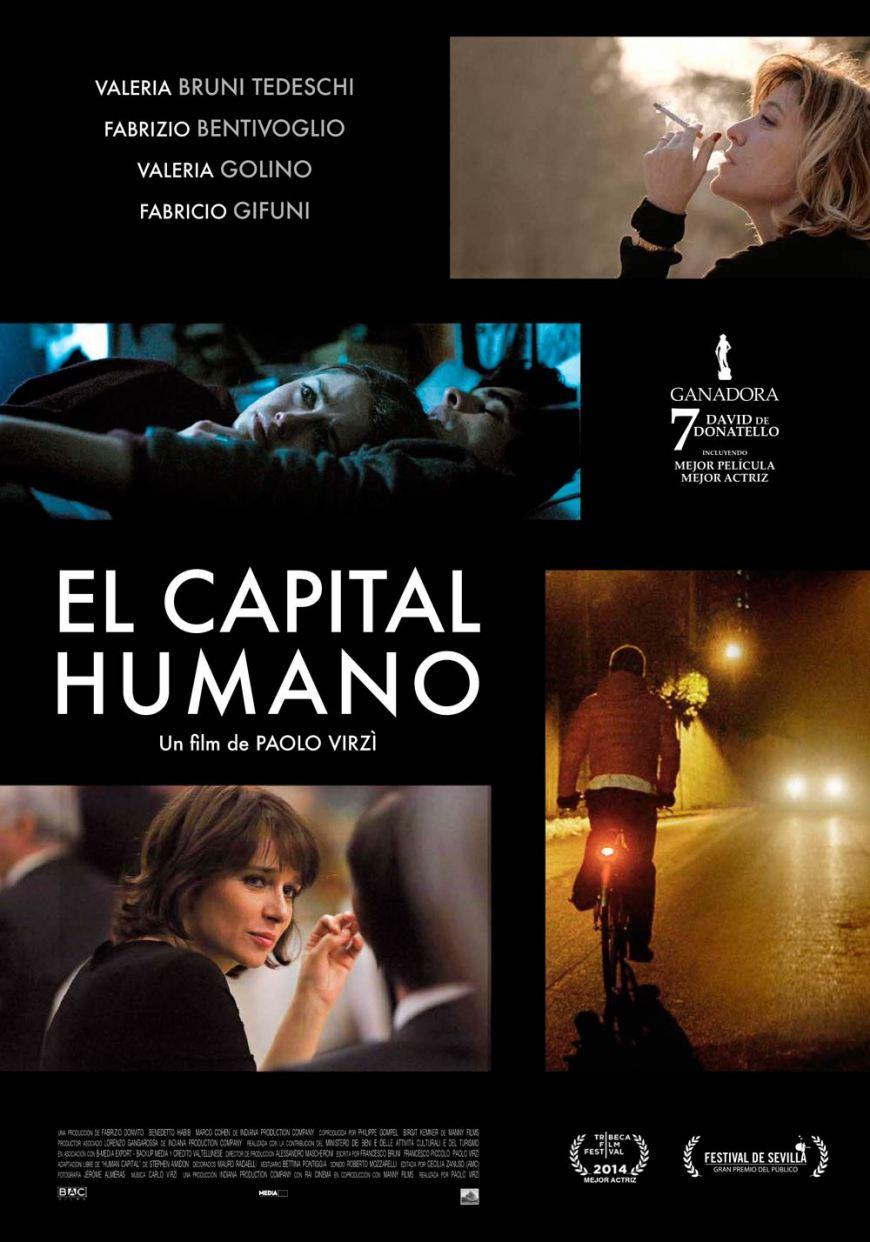 el capital humano_poster