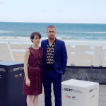 Ryan Gosling y Claire Foy (de la película de Chazelle First Man)